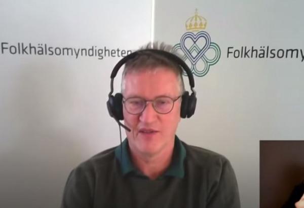 Anders Tegnell: Vi har varit väldigt tydliga i våra prioriteringar