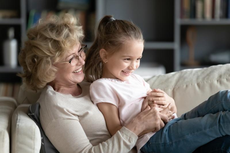 Spara till barnbarn