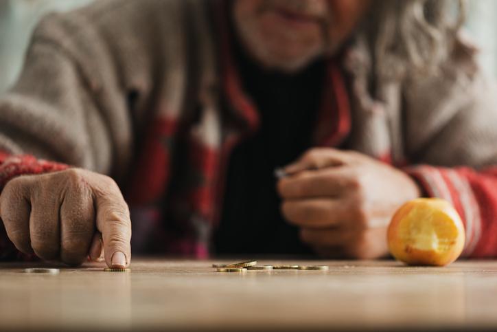 Kortare liv för män med garantipension