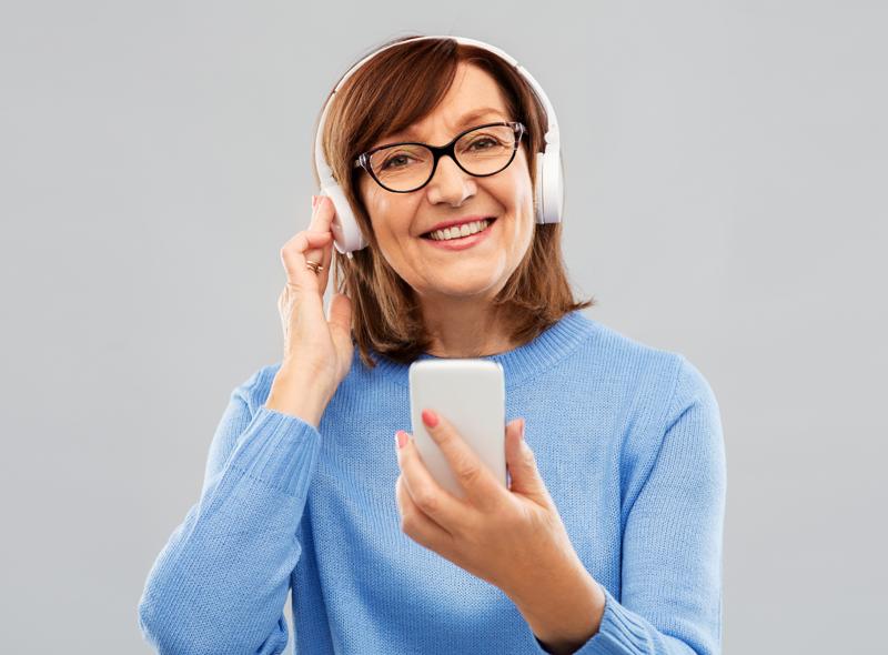 Digitala seniorer – ny podd