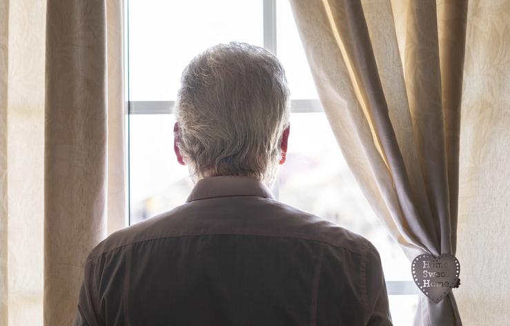 Rädsla bland äldre att dö på målsnöret