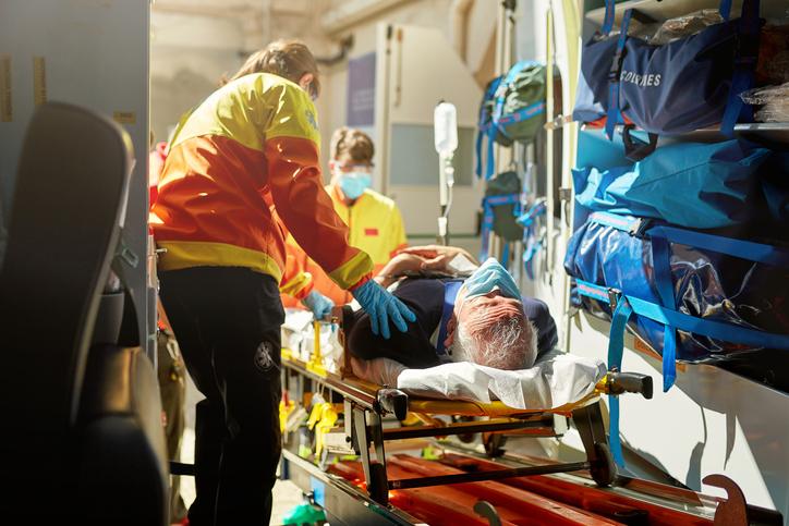 En av fyra tvingas till sjukhus på nytt