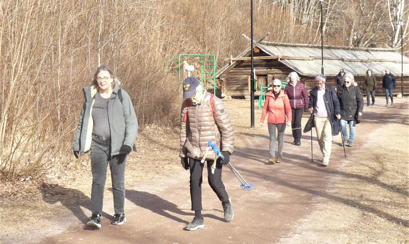 SPF-promenader gånger 25