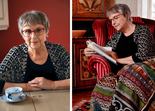 Patricia Tudor Sandahl – en väldigt svensk brittiska