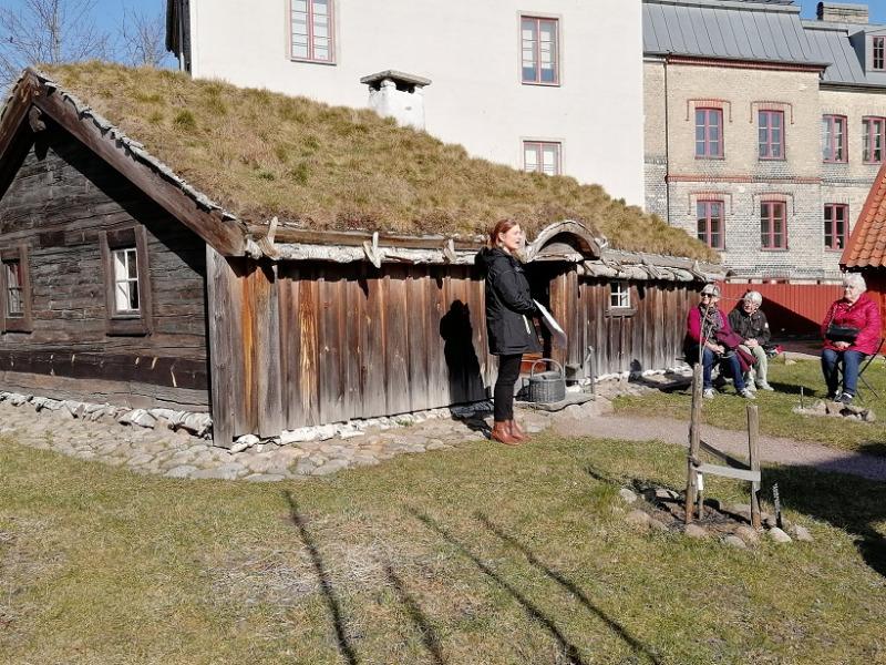 Vårlig visning av Kulturen för SPF:are i Lund
