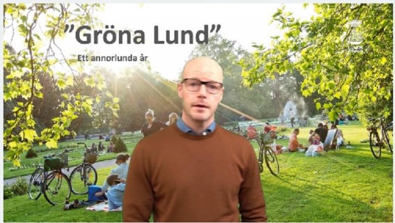 I utvecklingen av ett långsiktigt hållbart samhälle utgör Det Gröna Lund en central del