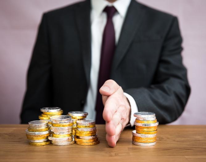 Pensionsgruppen djupt splittrad