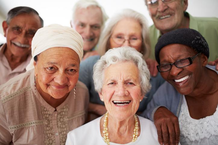 Globala krafttag mot ålderismen