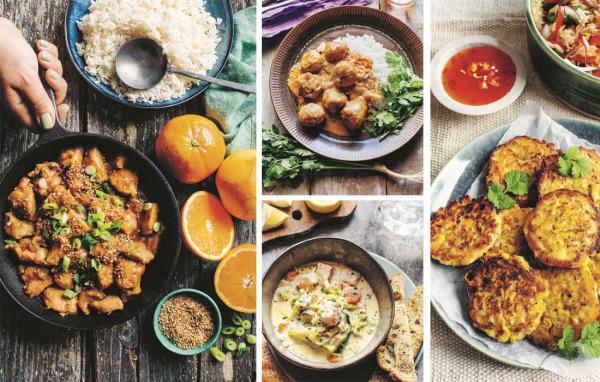 Mat från världens alla hörn