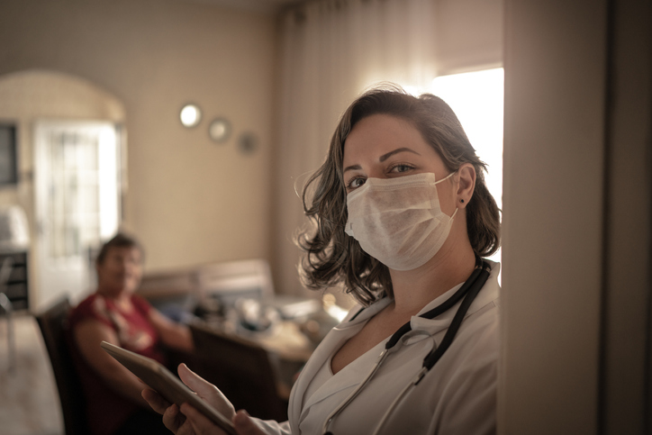 Hemtjänsten ges bättre skydd mot smitta