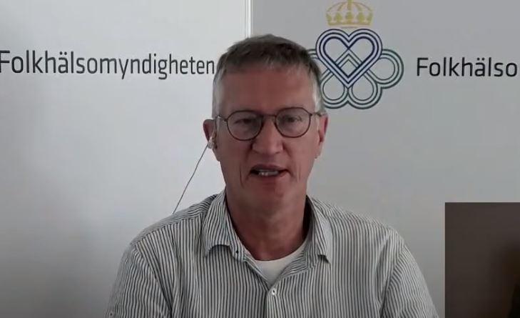 Seniorens frågor och Folkhälsomyndighetens svar på pressträffen