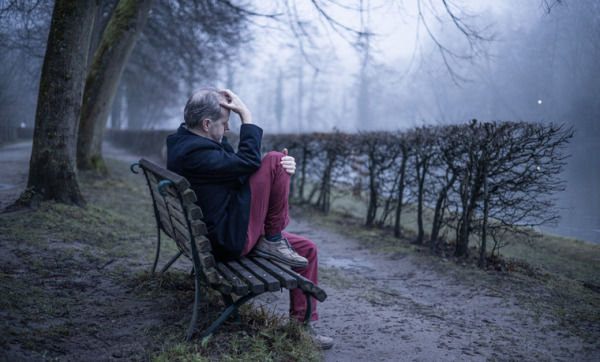 Färre självmord 2020 – men inte bland de äldsta