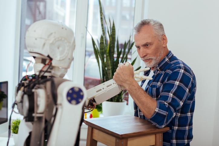 Forskare får chans att förbättra äldreomsorg
