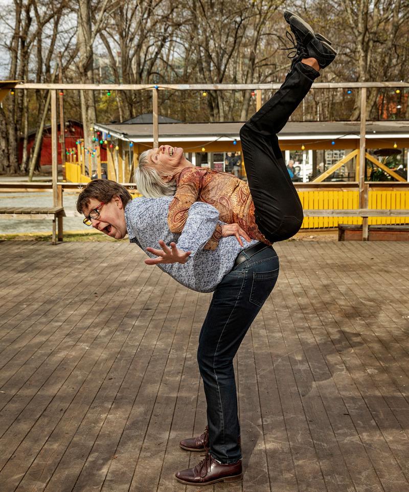Det är dansa jag vill!