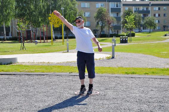 Boulen igång igen hos SPF Seniorerna Falun