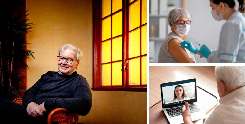 Ingmar Skoog – Seniorens expert inom seniorhälsa