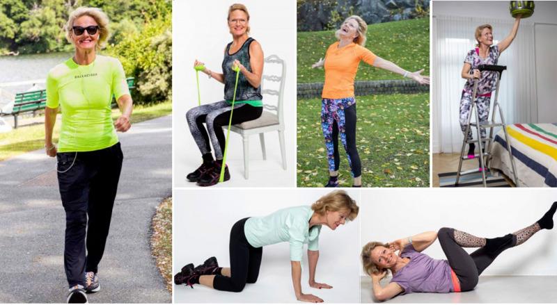 Mjuka upp din kropp med skön träning