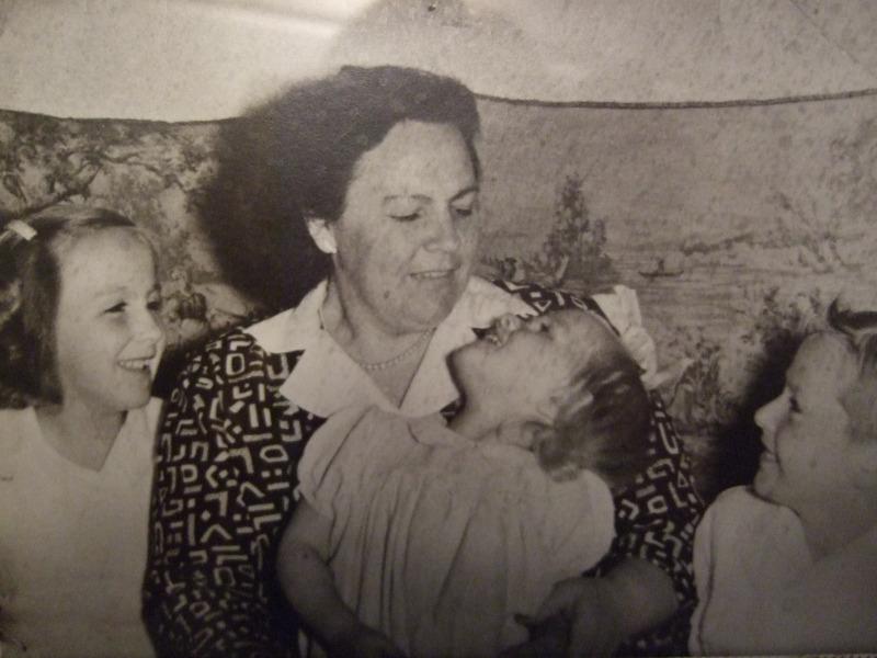 Mormor – en av dem som byggde folkhemmet