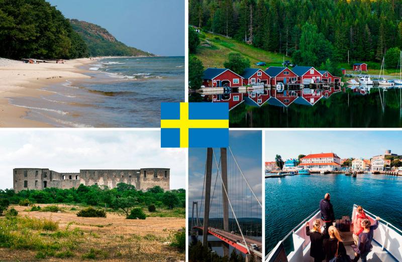 Upplev Sverige i sommar