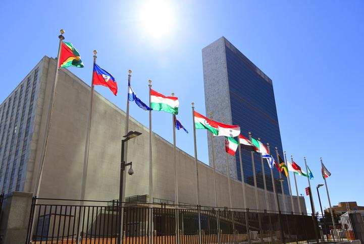 Kämpar för äldrekonvention i FN