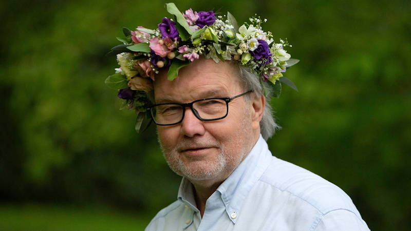 Ingmar Skoog hyllas: Ett av de programmen jag bär med mig