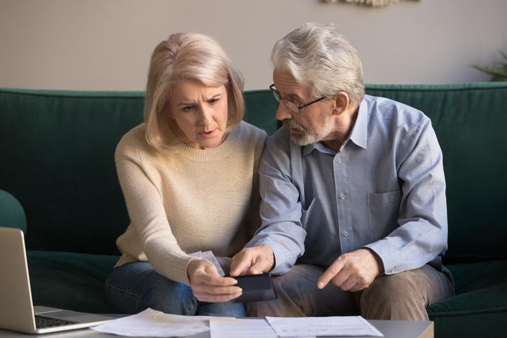 Fler nyblivna pensionärer riskerar fattigdom
