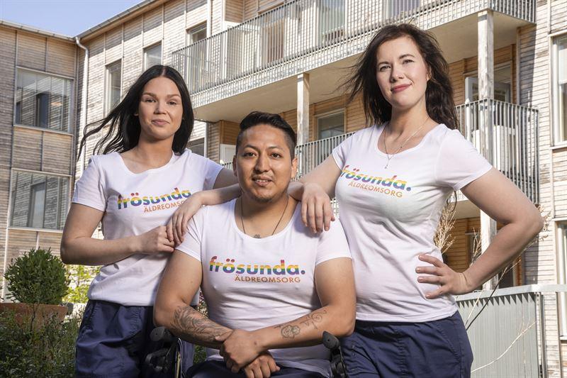 Sveriges första äldreboende med HBTQI-inriktning