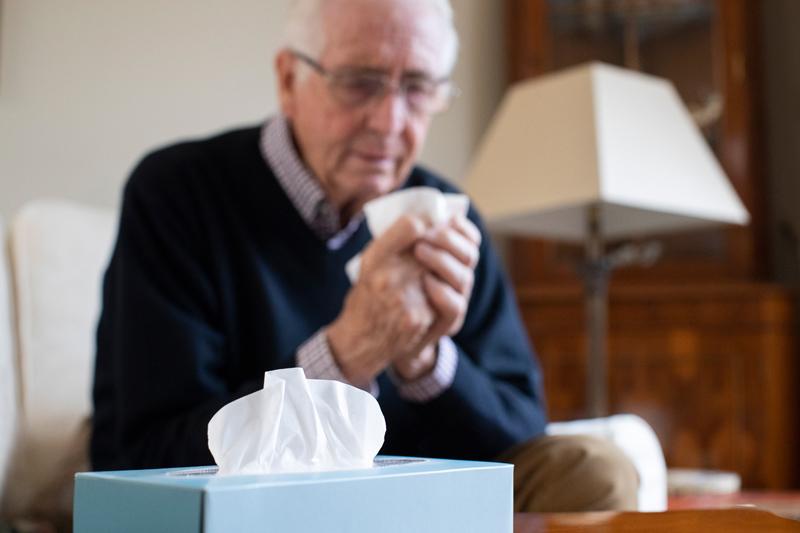 Säsongsinfluensan riskerar bli svårare i år