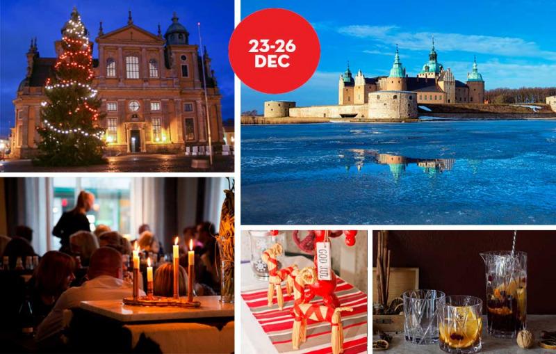 Fira stämningsfull jul i Kalmar