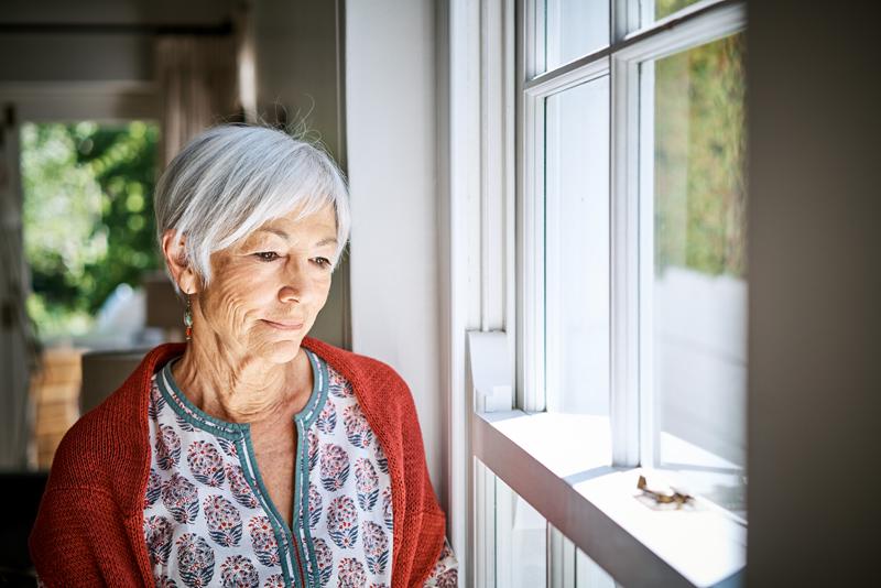 Pskyisk ohälsa vanligt bland äldre – men det går att förebygga