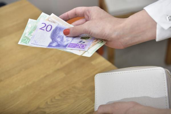 Inkomstpensionen höjs med 2,5 procent