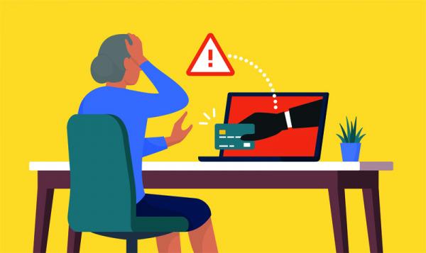 Rädsla att bli lurad gör att många äldre avstår internet